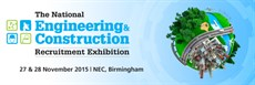 Engineering & Construction Recruitment Exhibition logo
