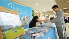 Registration at 2016 NSIRC Annual Conference