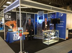 Advanced Engineering Show TWI stand