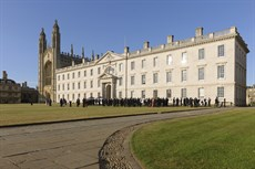The Welding Institute Annual Awards at King's College, Cambridge